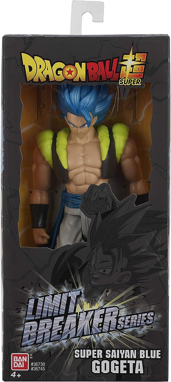 Action figure gigante Limit Breaker Bandai Super Saiyan Blue Gogeta Dragon Ball Super 36745