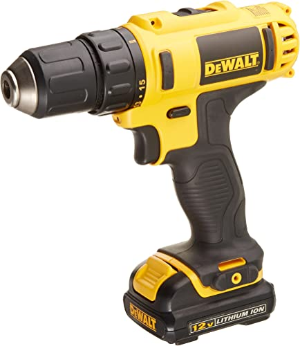 Dewalt DCD710S2R 12V Max Lithium-Ion Drill Certified Refurbished