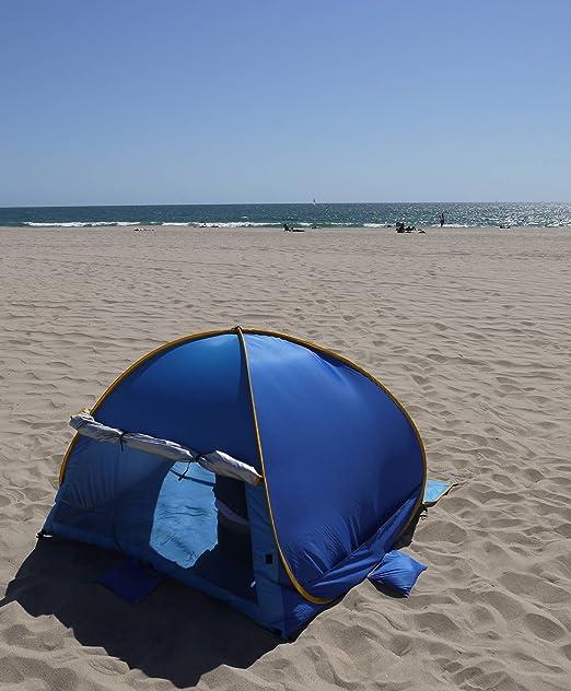 Outdoorsman Lab Sand Free Beach Tent
