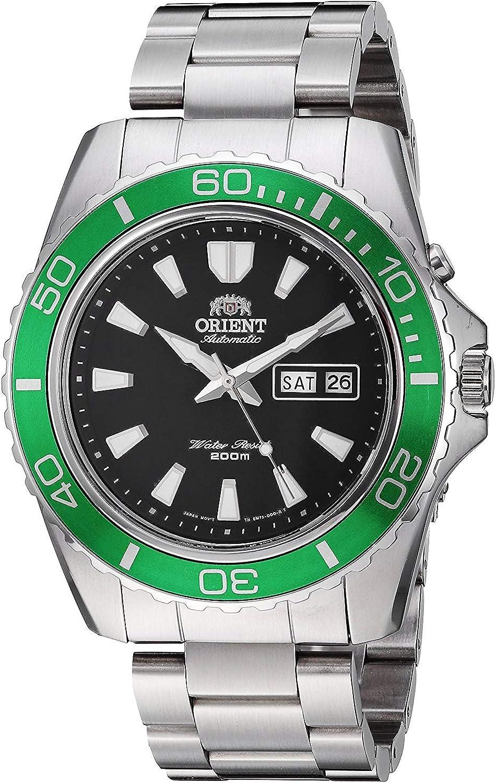 ORIENT EM75003B - Reloj automático de Buceo para Hombre