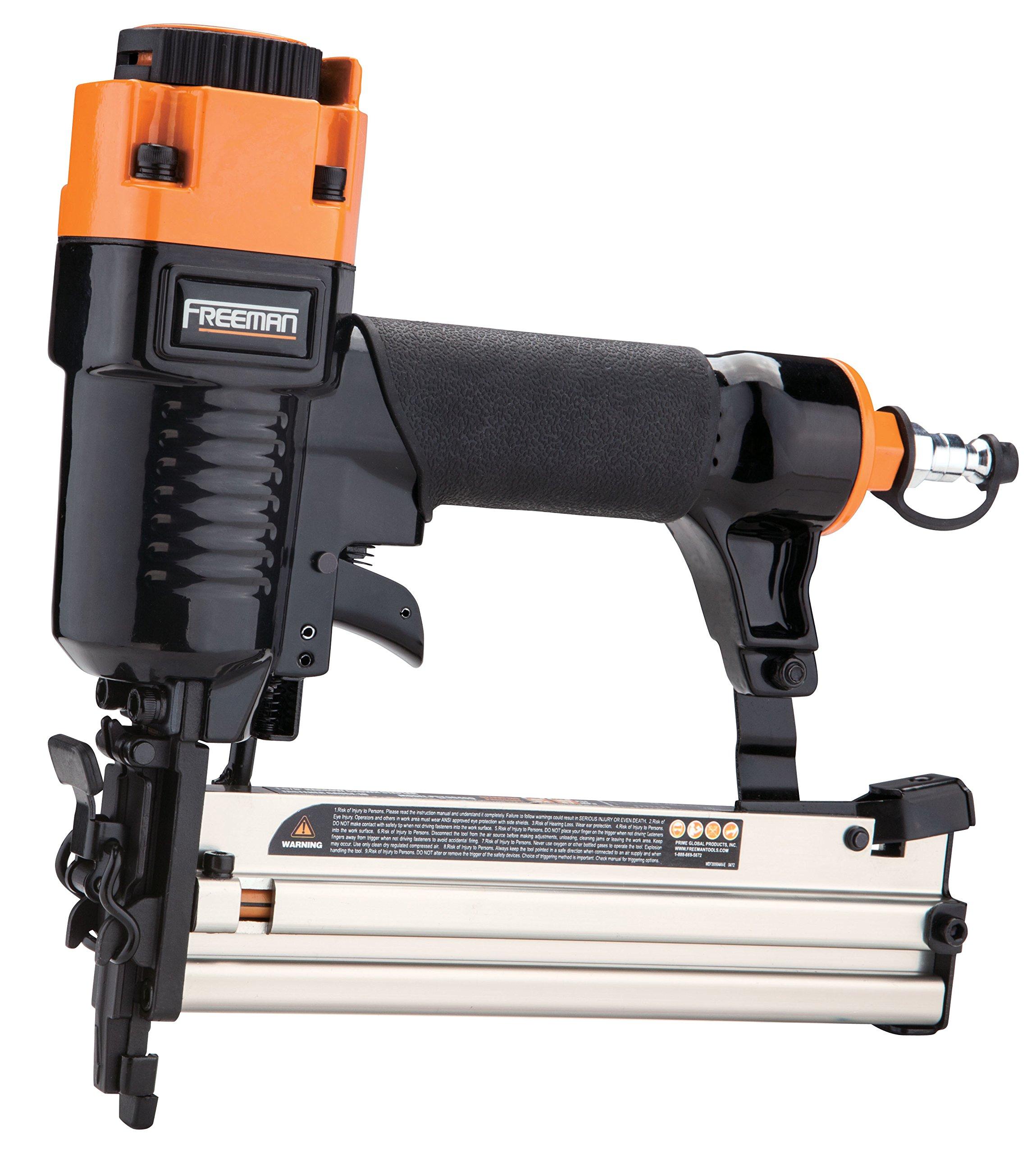 Freeman 18 Gauge Narrow Crown Stapler PST9040Q