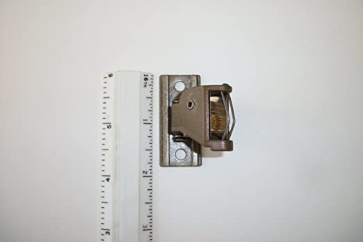 FOUR Cord Locks with Brass Wheels for Roman shades and pleated shades