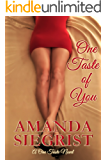 One Taste of You (A One Taste Novel Book 1)