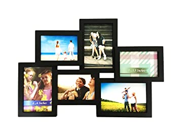 3 picture frames on wall brick wall bestbuy frames wall hanging collage opening 3 6inch and amazoncom