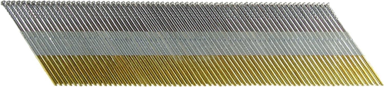 B0000225G6 B&C Eagle DA25G 2-1/2-Inch x 35 Degree Galvanized Angle Finish Nails (4,000 per box) 812BE-6gdlXL