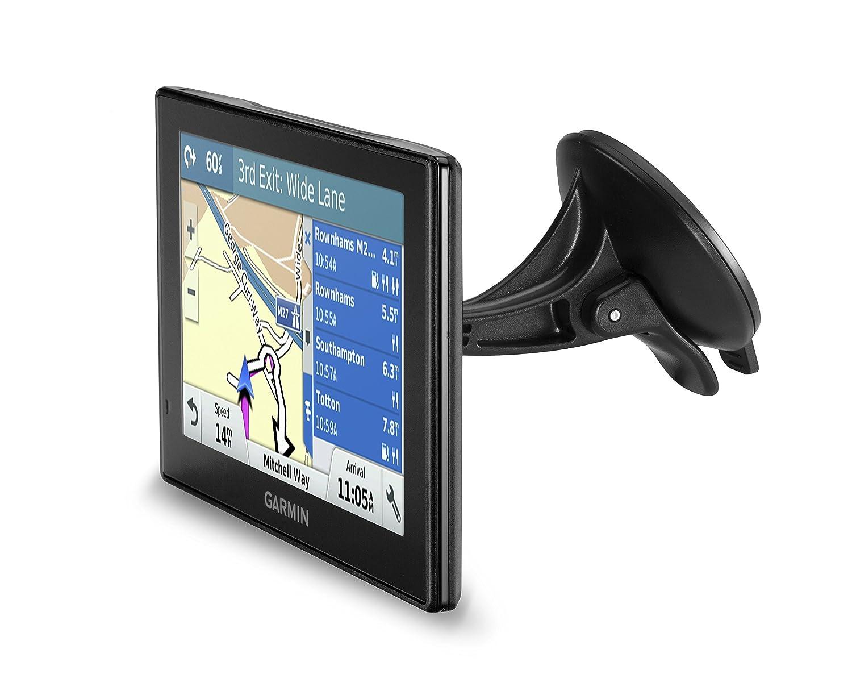 Garmin DriveSmart 50 EU LM - Navegador GPS con mapas de por Vida (Pantalla de 5