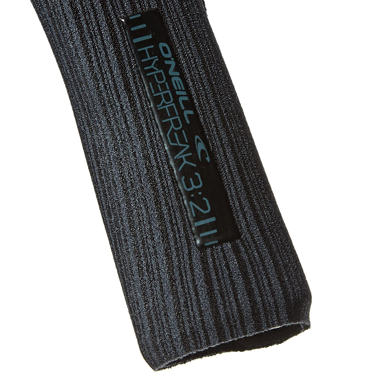 Estiramiento f/ácil y Ligero O;Neill Hyperfreak 3 // 2MM Pecho Zip GBS Traje de Neopreno Negro Barrera 360 con 3 Orificios de Drenaje 70/% TB3