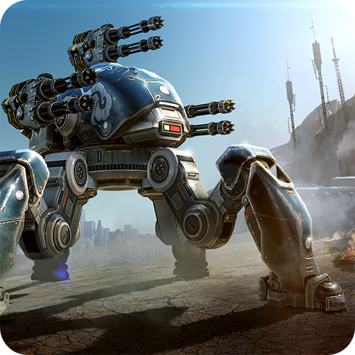 robots game - 3