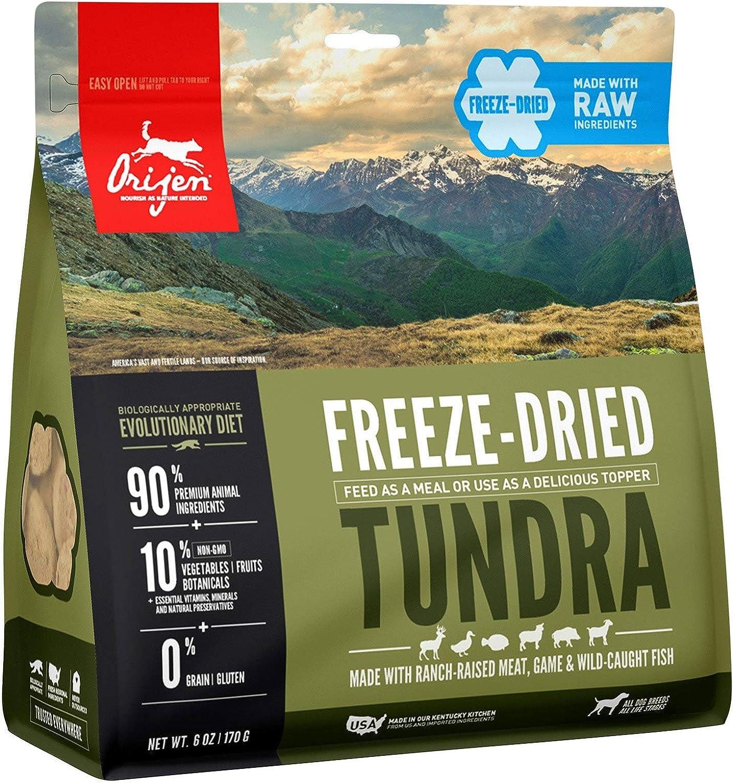 Orijen Freeze Dried Tundra Dog Food
