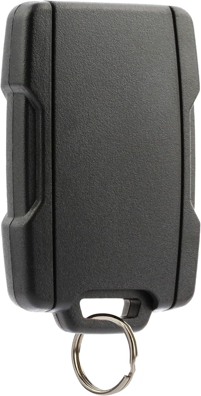 Key Fob Keyless Entry Remote fits Chevy Silverado Colorado//GMC Sierra Canyon 2014 2015 2016 2017 Set of 2 M3N-32337100 Chrome