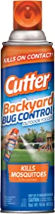 Cutter Backyard Bug Control Outdoor Fogger, 16-Ounce