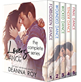 The Lovers Dance Series: The Complete Boxed Set: Forbidden Dance, Wounded Dance, Wicked Dance, Tender Dance, and Final…