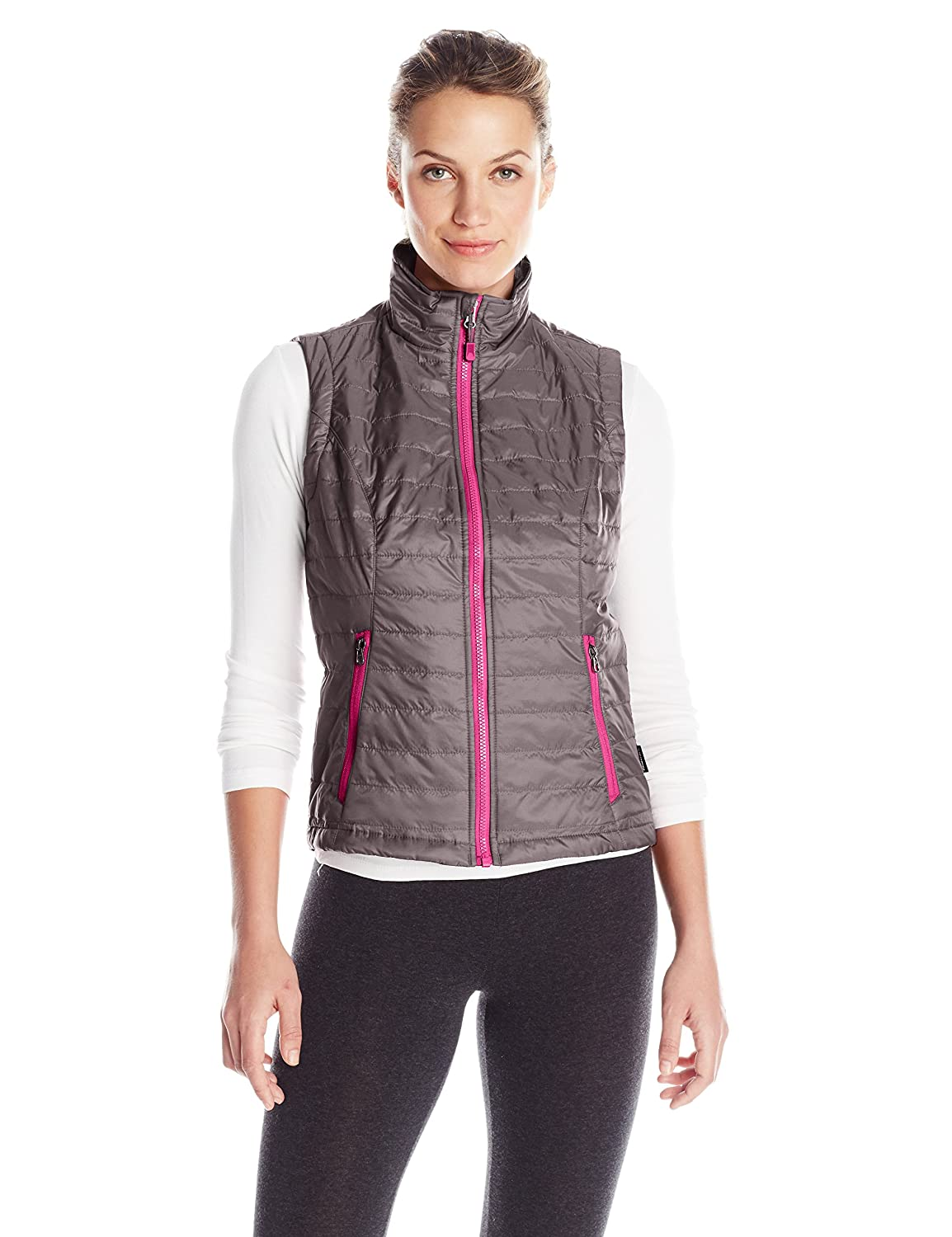 Charles River Apparel Women's Radius Quilted Vest 5535