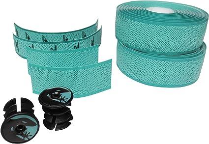 Unisex/_Adult LI9701.NEO One Size Lizard Skins Dsp Bar Tape 1.8 mm Handlebar Tape Unisex neon