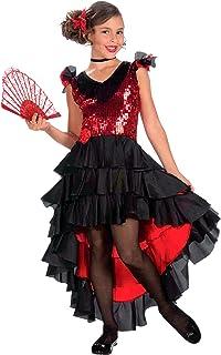 Amazon.com: Forum Novelties Flamenco Dancer Costume, Medium ...
