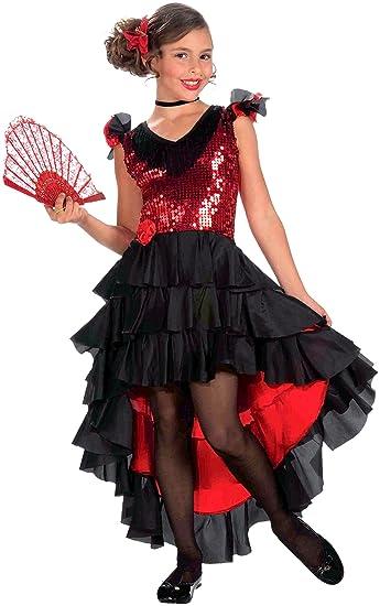 Amazoncom Forum Novelties Spanish Dancer Costume Large Toys Games