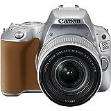 Canon EOS 200D EF-S 18-55 mm Digital SLR Camera - Silver