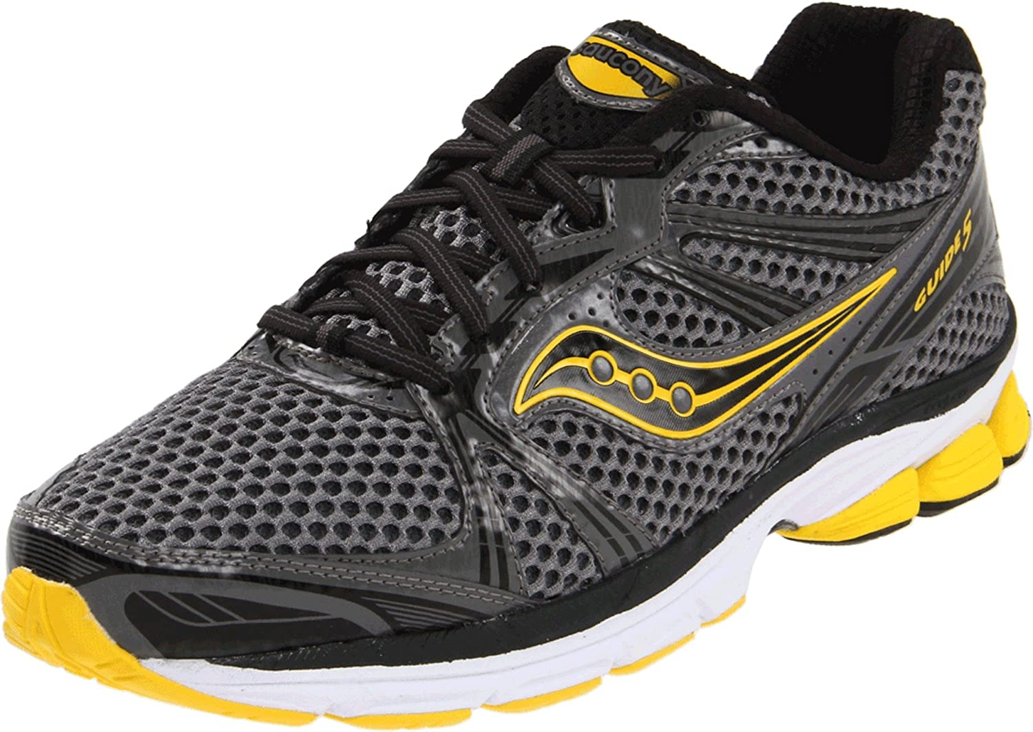 Saucony Men's Progrid Guide 5 Running Shoe Progrid Guide 5-M