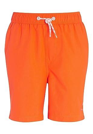 7b9ee3218e415 Next Short De Bain (0 À 16 Ans) Garçon Orange 14 Ans: Amazon.fr ...