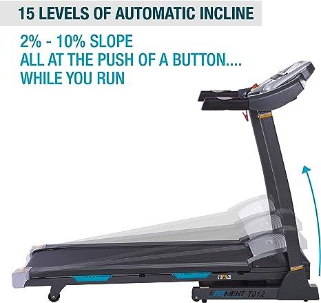 EFITMENT T012 - Máquina de Caminar eléctrica con Bluetooth con ...