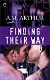 Finding Their Way: A sexy second chance BDSM M/M romance (The Restoration Series Book 2) (English Edition)