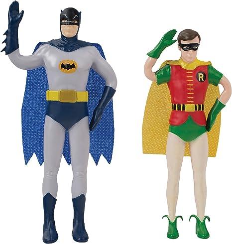 Toysmith Batman & Robin Classic TV Playset