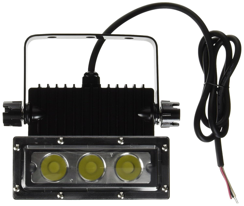 アイリスオーヤマ LED 投光器 角型 屋外 40W(狭角タイプ)防雨形 エコハイルクスパワー IRLDSP40N-N-BK 事  B01I99LQSS