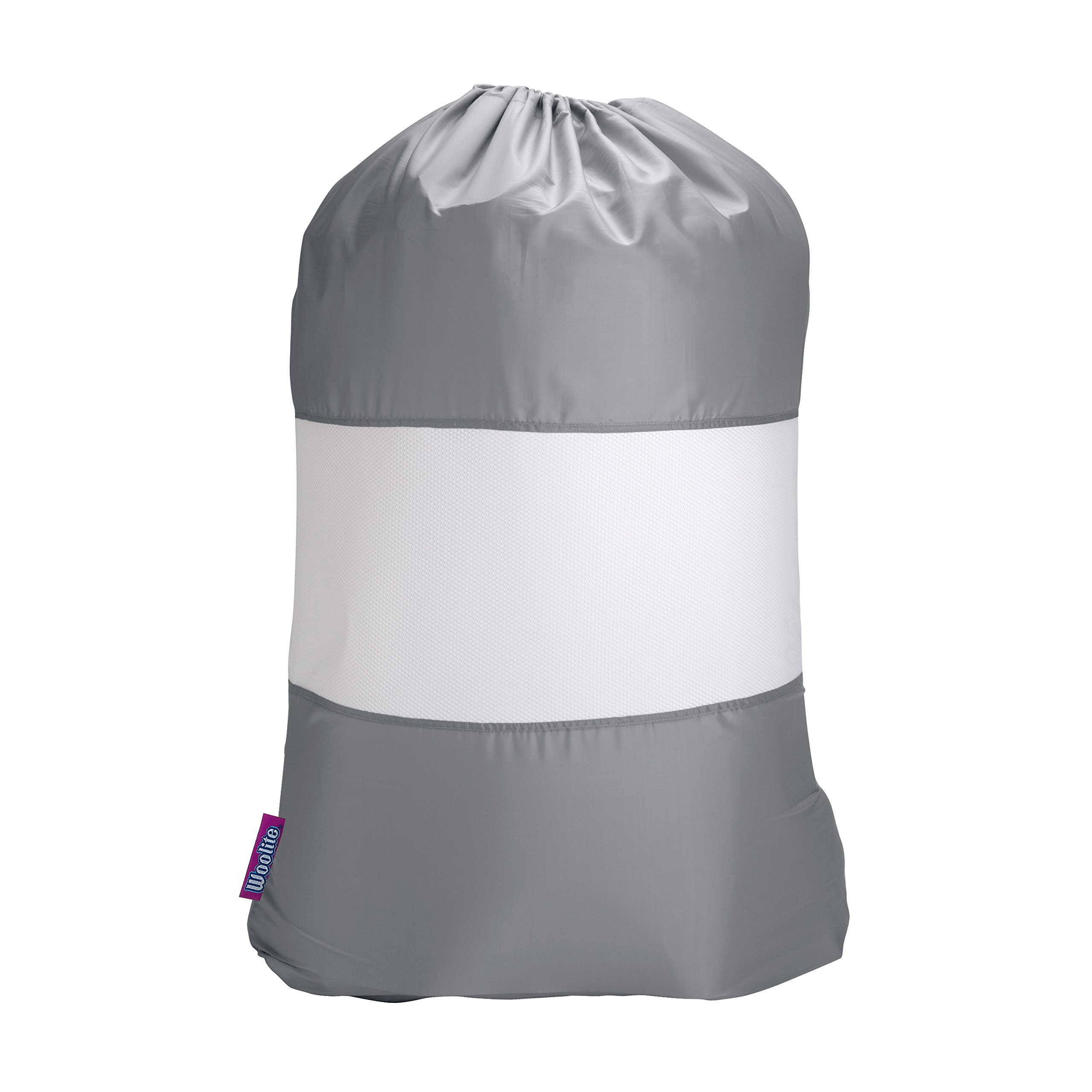 Woolite Sanitized Laundry Bag with Mesh Window