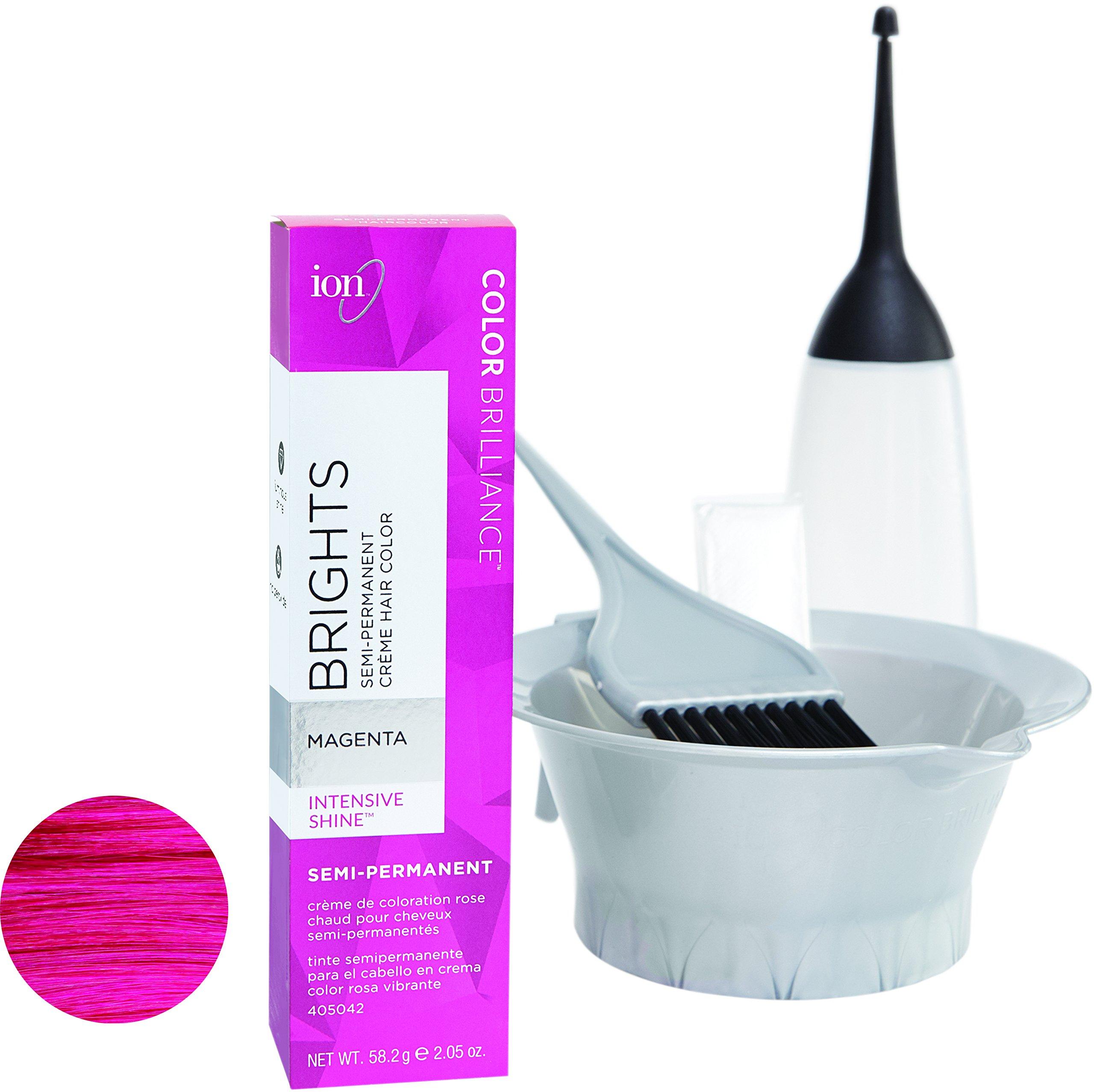 Amazon Ion Purple Semi Permanent Hair Color Purple Chemical