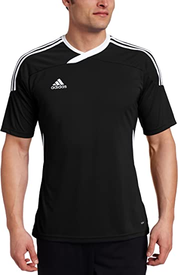 Adidas Men/'s Tiro 11 Soccer Jersey T-Shirt Navy//White