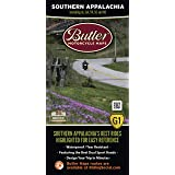 Butler Maps Southern Appalachia Map