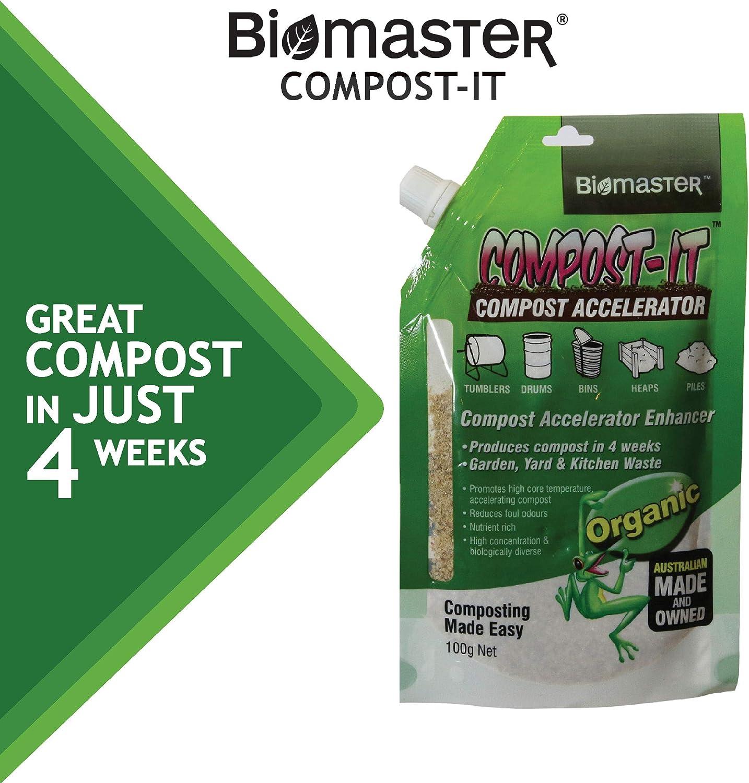 Biomaster Compost-It Compost Accelerator/Starter