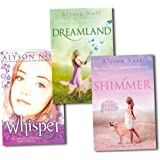 A Riley Bloom Novel Series Collection Alyson Noel 3 Books Set