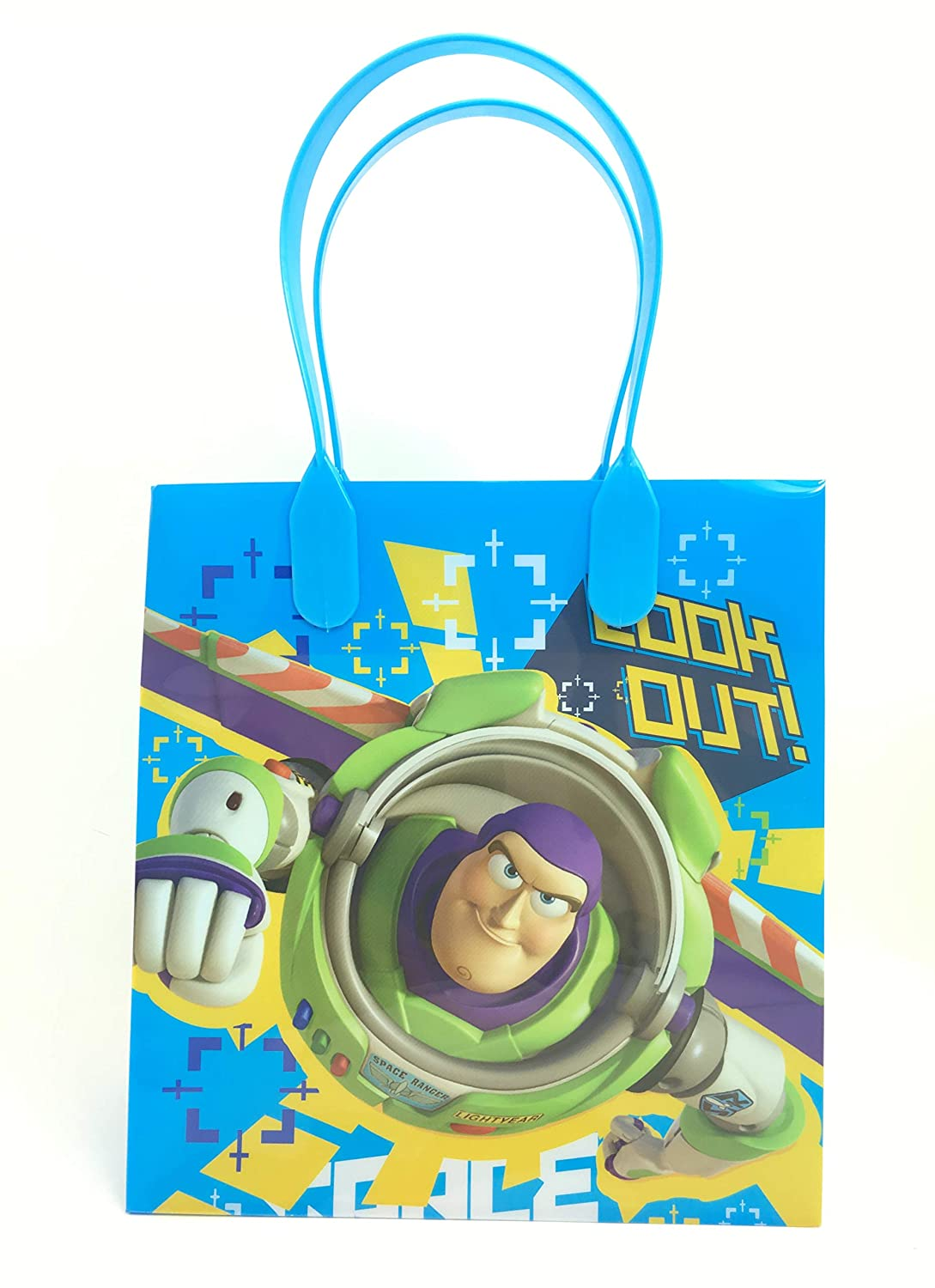 Toys Story New West Cowboy 12 Party Favor Reusable Goodie Small Gift Bags