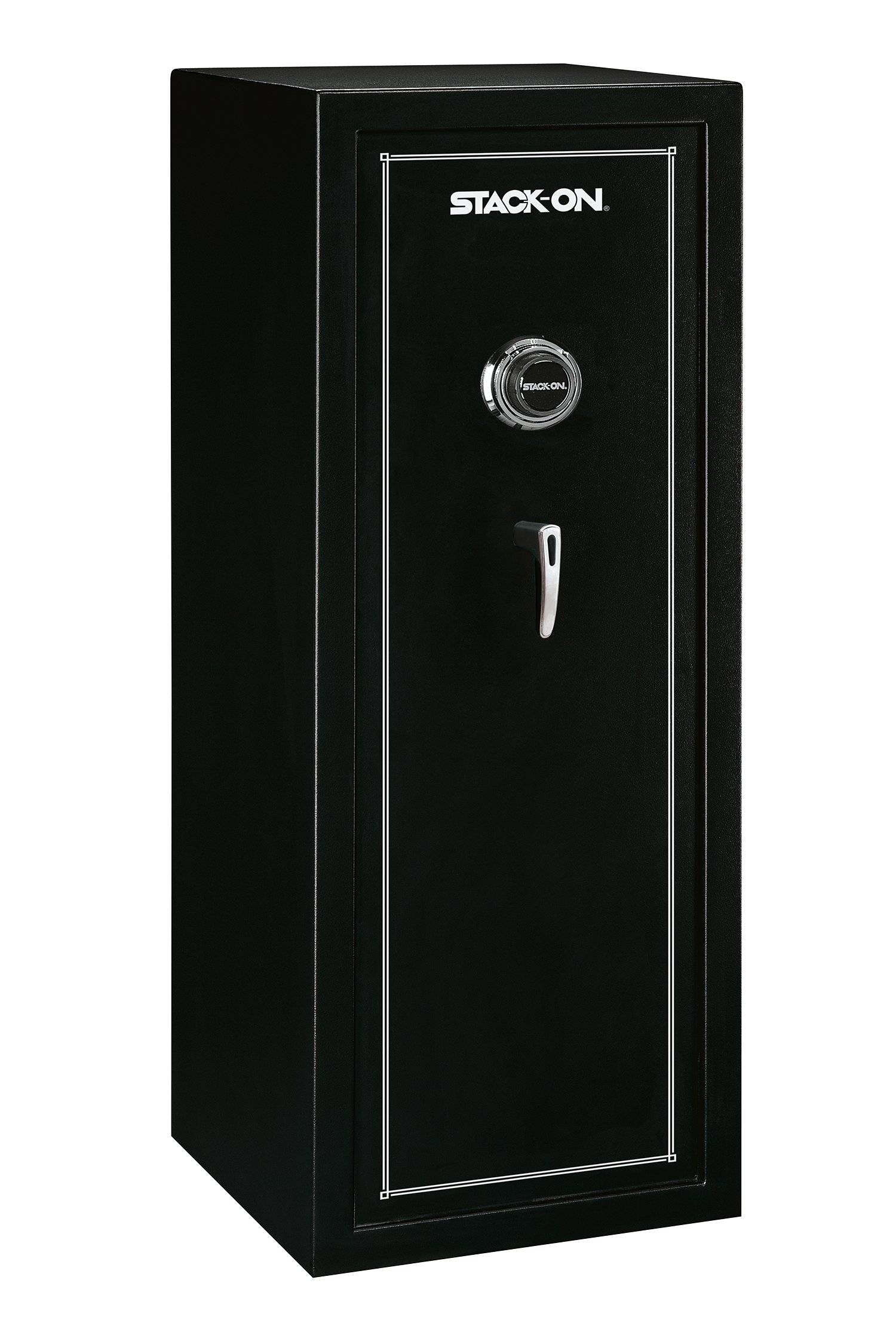 Stack-On SS-16-MB-C 16-Gun Security Safe with Combination Lock, Matte Black