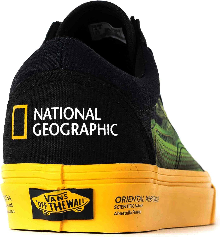 ナショナル グラフィック vans ジオ