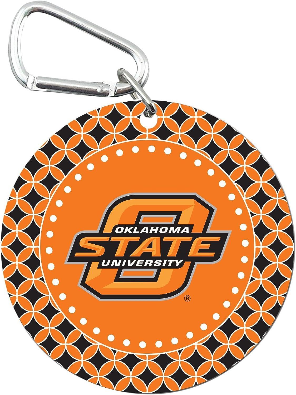 NCAA Oklahoma State Cowboys Mini Mirror with Clip