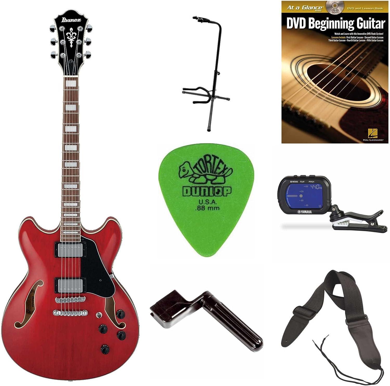 Ibanez As73 como Artcore Semi-Hollow cuerpo guitarra eléctrica + ...