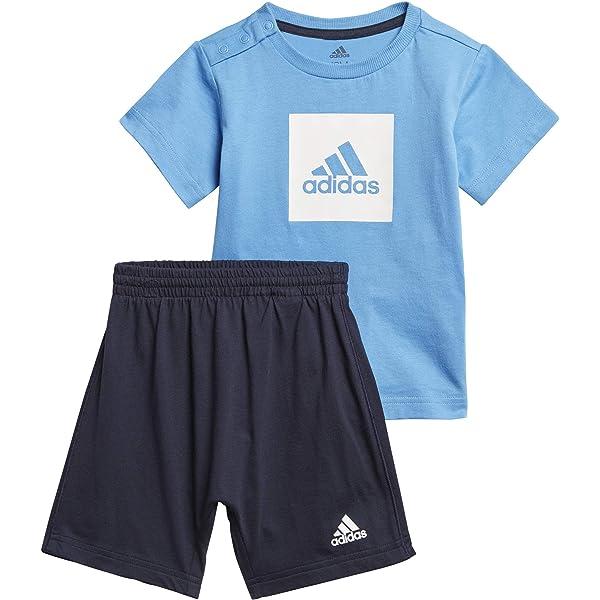adidas Favorites Set Jr Chándal, Unisex bebé, Rosa (Glory Pink ...