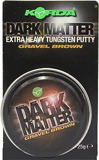 Korda Dark Matter Tungsten Rig Putty Gravel 25g Knetblei Kiesbraun