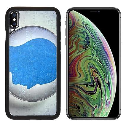 Amazon Com Luxlady Apple Iphone Xs Max Case Aluminum