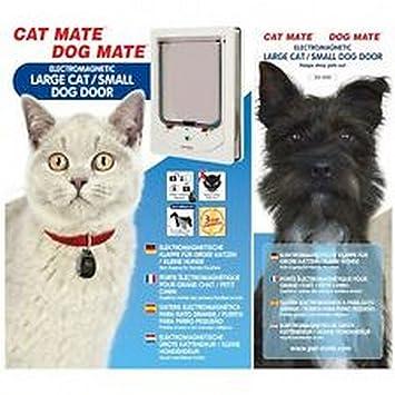 Ani Mate Large Cat/Small Dog Electro Door  sc 1 st  Amazon.com & Amazon.com : Ani Mate Large Cat/Small Dog Electro Door : Pet Supplies