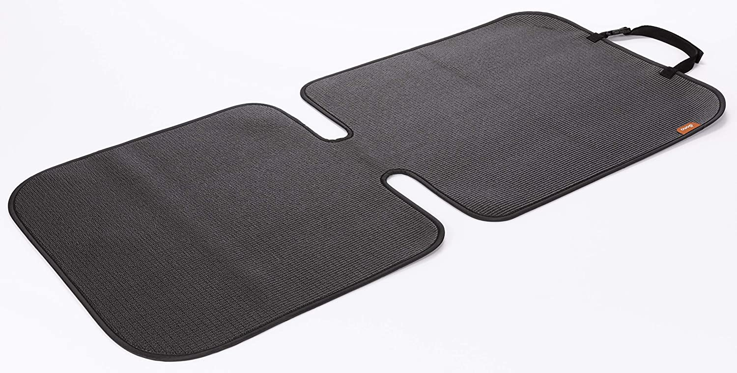 Black Diono Universal Seat Anti Slip Grip It Non Slip Surface Mat