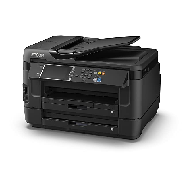 Epson Workforce WF-7620DTWF - Impresora multifunción de Tinta ...