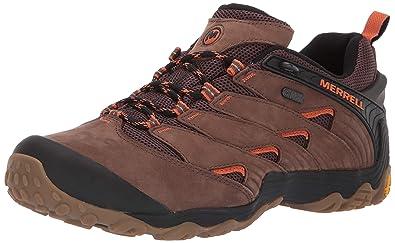 best sale in stock big discount Merrell Men's Chameleon 7 Waterproof Hiking Shoe
