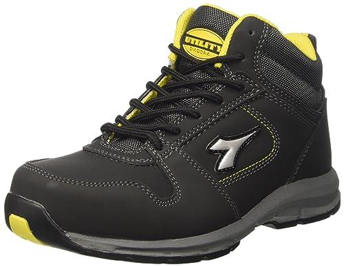 Diadora D-Brave Hi S3 HRO, Zapatos de Trabajo Unisex Adulto ...