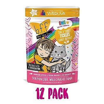 Amazon.com: Weruva latas de comida húmeda para gatos ...