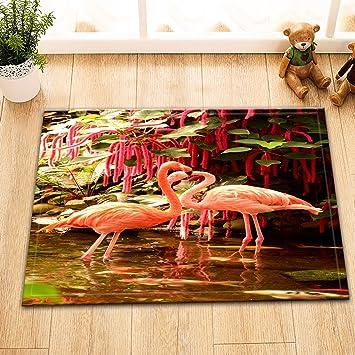 Amazon De Lb Tropische Regenwald Pflanze Tier Wasser Flamingo