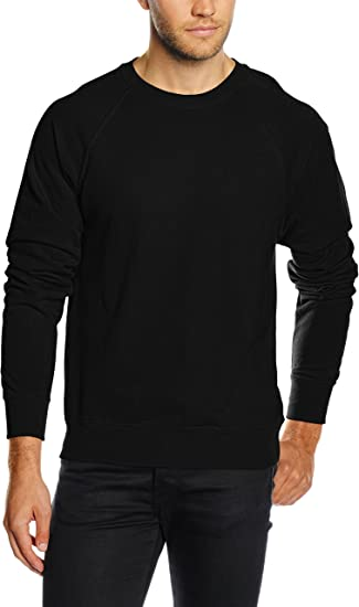 TALLA L. Fruit of the Loom Sudadera para Hombre