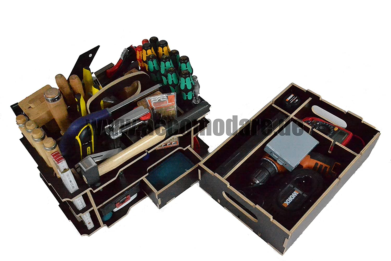 Werkzeugeinsatz f/ü r Tanos//Festool T Loc Systainer Gr/ö /ß e 5 Made in Germany